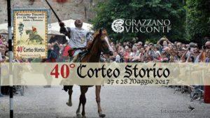 40° Corteo Storico | Grazzano Visconti @ Grazzano Visconti (PC)